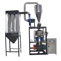 Vigin or Recycled Plastic Pulverizer Mill Machine