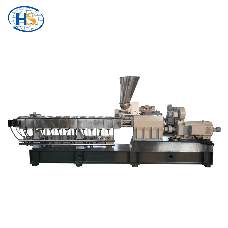 Counter-rotating Twin Screw PVC Extruder