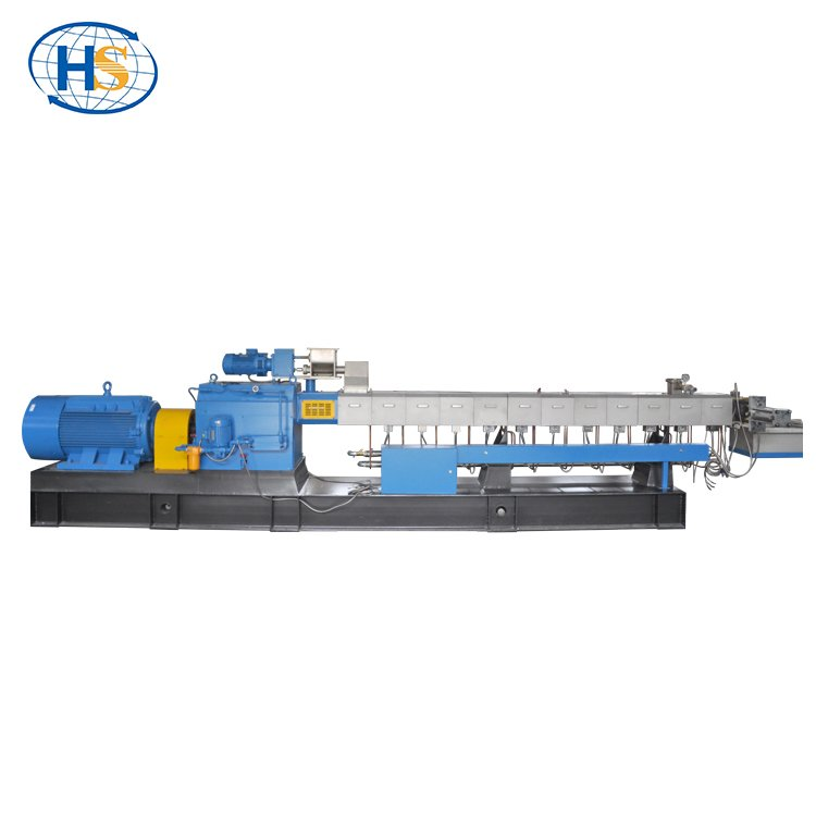 2018 NEW TSE-95 pet pc abs ps plastic pelletizing machine