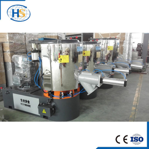 High Speed Mixer in Plastic Extrusion Feeding System
