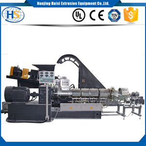 Soft/ rigid PVC compounding granules making machine