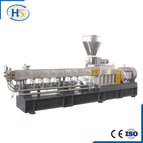 TSH-75 Degradable Pellet Making Twin Screw Extruder Machine