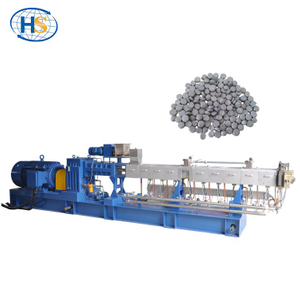 Anti-static Masterbatch Making Twin Screw Extruder Machine