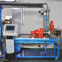 TSE-75 Twin Screw Extruder Underwater Pelletizing Line