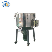 415V 3Phase 500kg/h Plastic Raw Material Mixer for European and Australian Customer