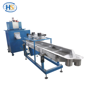 Pelletizer And Vibrating Sieve in Air-cooling Extrusion Line