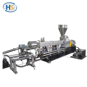 TPR Foam Granules Making Extruder with Side Feeder