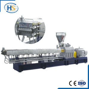 PC/PA/PS/ABS Engineer Plastic Twin Screw Extruder